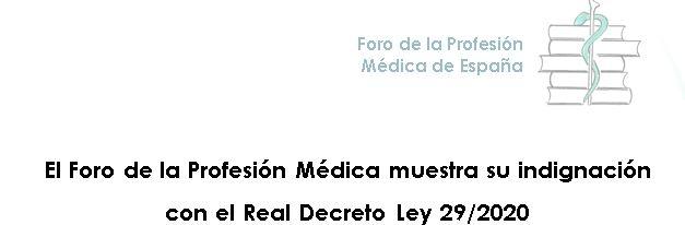 NdP Foro de la Profesión Médica de España
