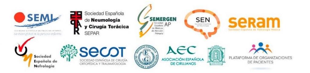 Comunicado  SSCC y organizaciones de pacientes