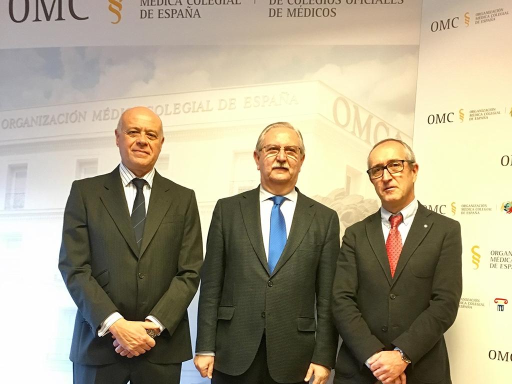 La AEC firma un Convenio de colaboración con la Fundación de los Colegios Médicos para la Cooperación Internacional (FCOMCI)