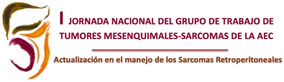I Jornada Nacional del Grupo de Trabajo de Tumores Mesenquimales-Sarcomas de la AEC