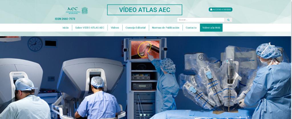 Novedades del Vídeo Atlas AEC
